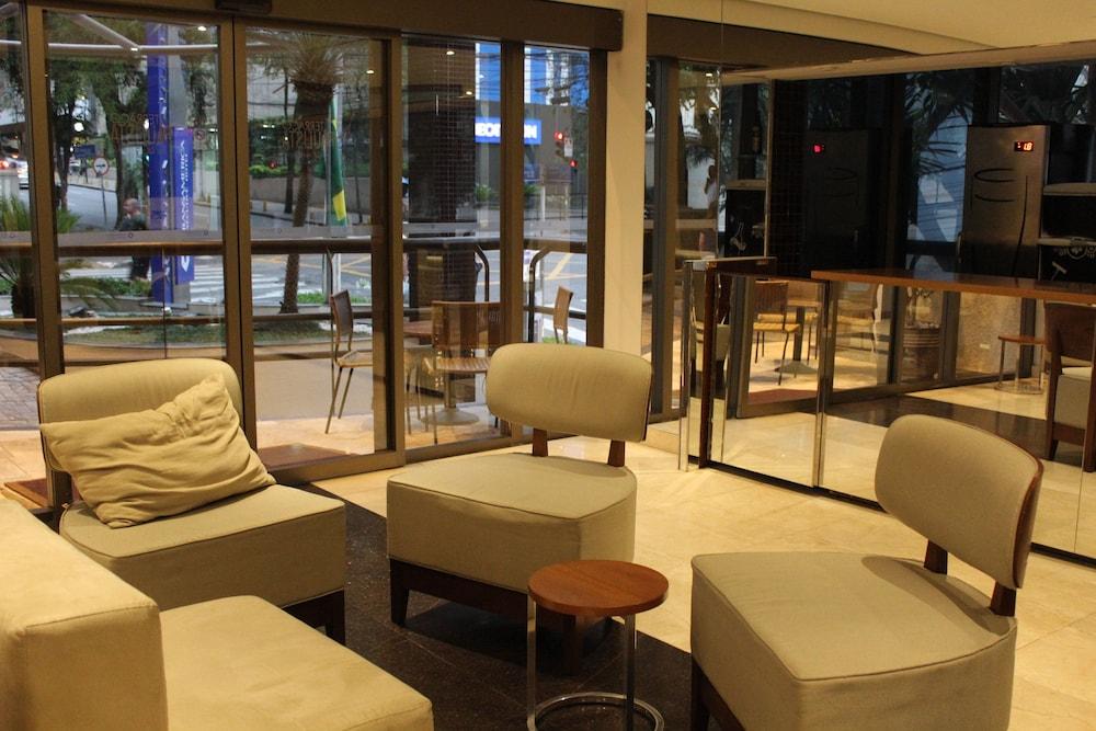 트랜스아메리카 이그제큐티브 파울리스타(Transamerica Executive Paulista) Hotel Image 2 - Lobby