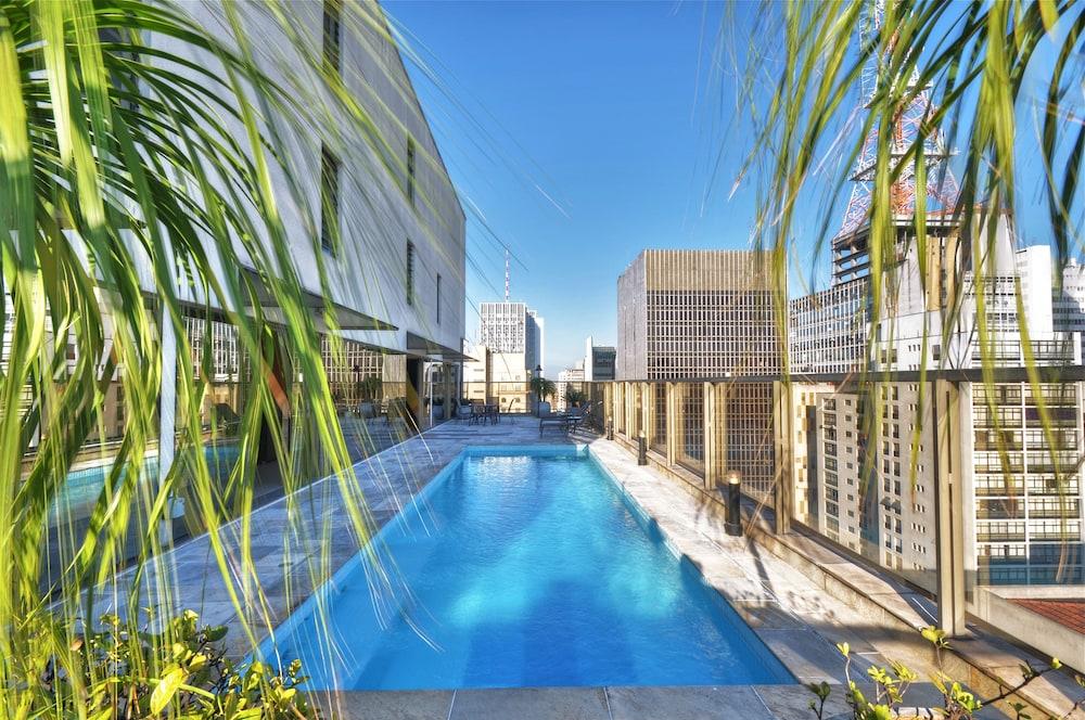 트랜스아메리카 이그제큐티브 파울리스타(Transamerica Executive Paulista) Hotel Image 0 - Featured Image