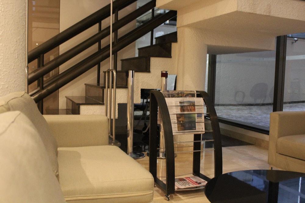 트랜스아메리카 이그제큐티브 파울리스타(Transamerica Executive Paulista) Hotel Image 3 - Lobby