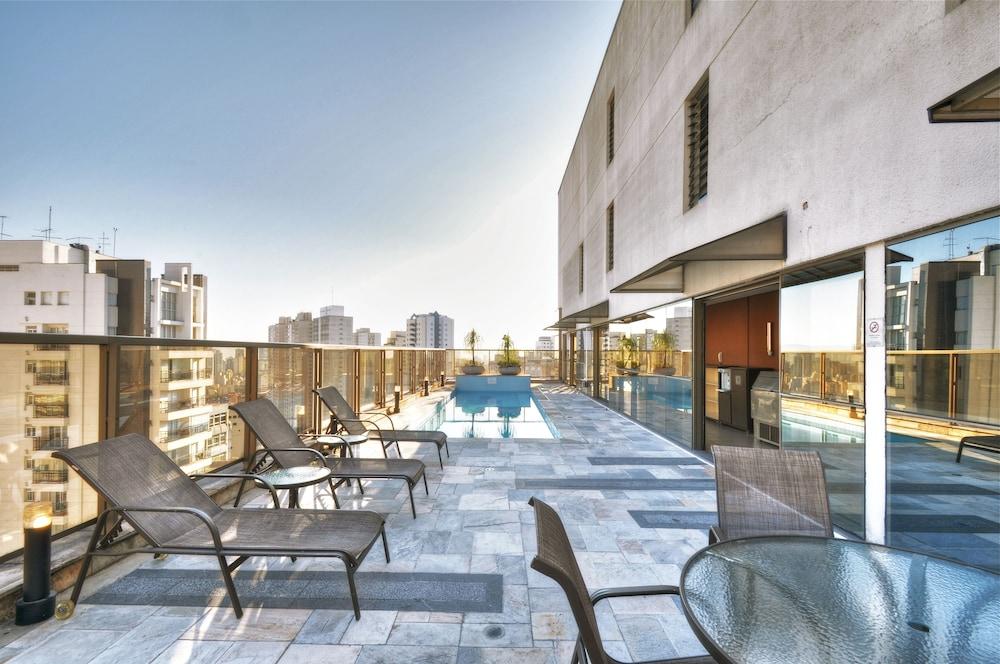 트랜스아메리카 이그제큐티브 파울리스타(Transamerica Executive Paulista) Hotel Image 99 - Outdoor Pool