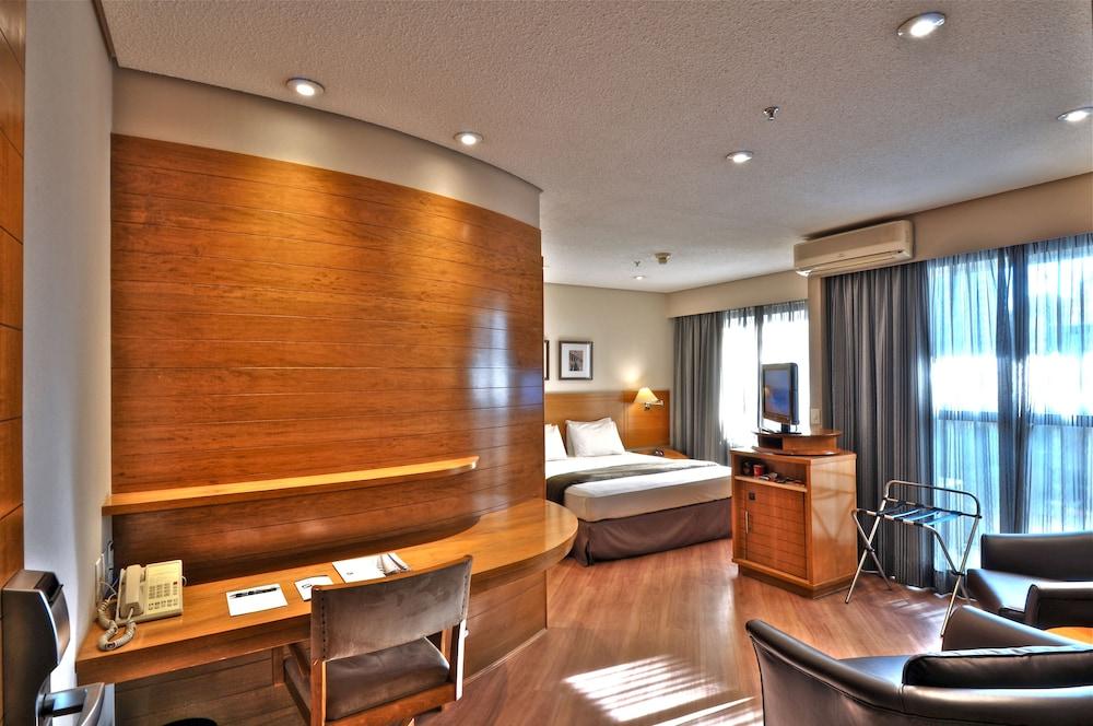 트랜스아메리카 이그제큐티브 파울리스타(Transamerica Executive Paulista) Hotel Image 20 - Guestroom