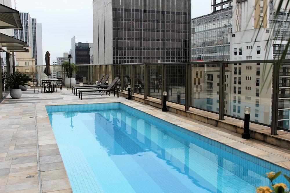 트랜스아메리카 이그제큐티브 파울리스타(Transamerica Executive Paulista) Hotel Image 54 - Outdoor Pool