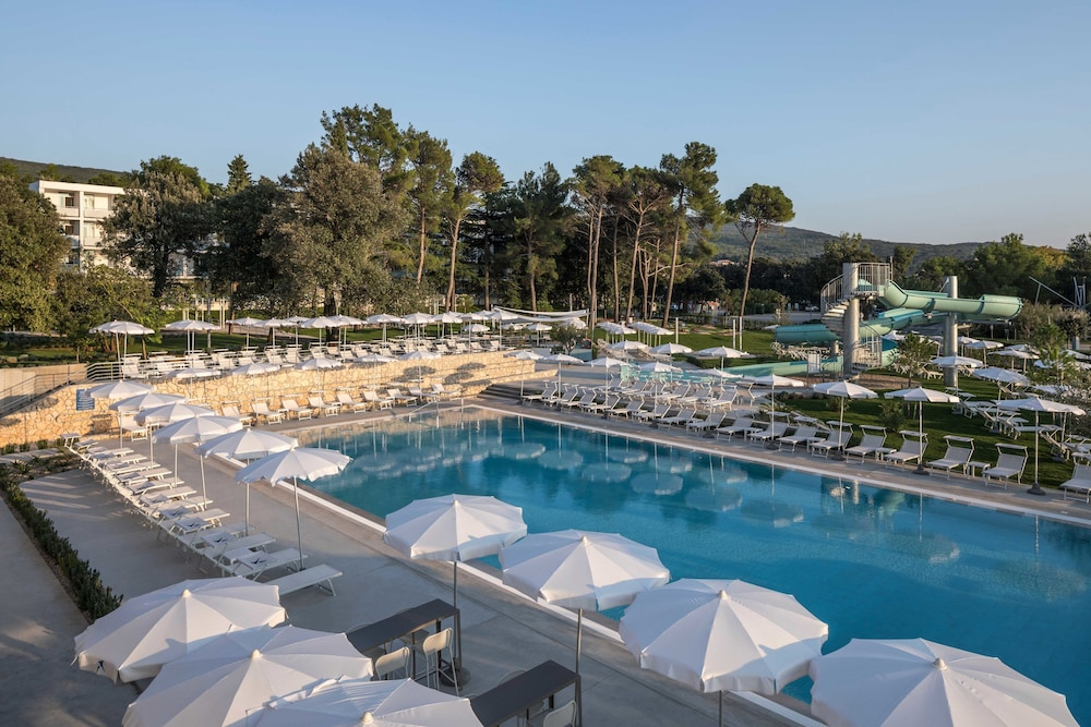 팔켄스타이너 호텔 파크 푸나트 - 올 인클루시브(Falkensteiner Hotel Park Punat - All Inclusive) Hotel Image 26 - Outdoor Pool