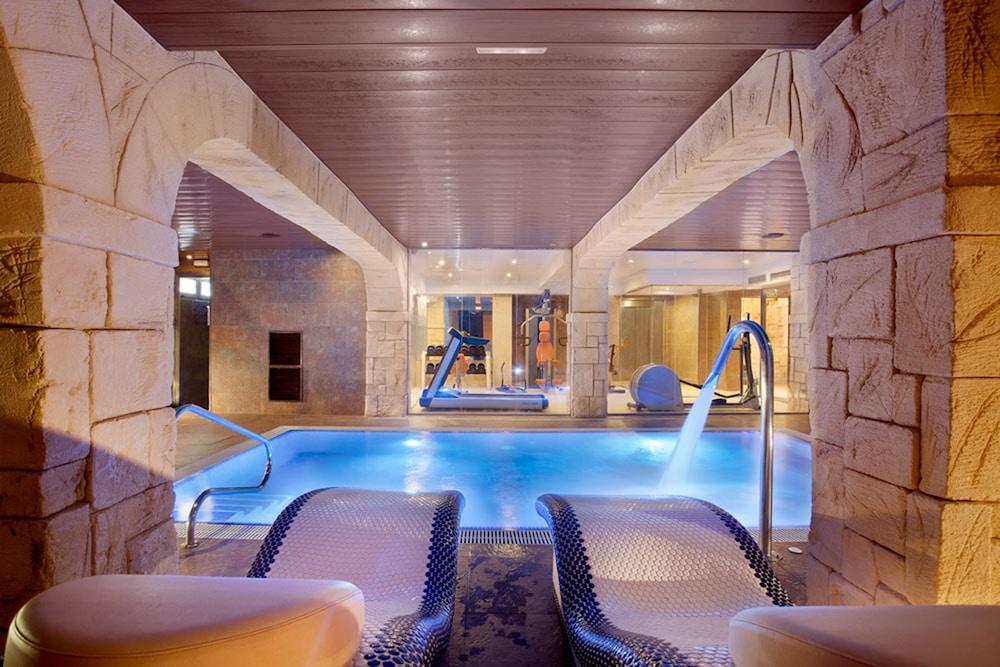 피마르 호텔(Hotel Pi-Mar) Hotel Image 20 - Indoor Pool