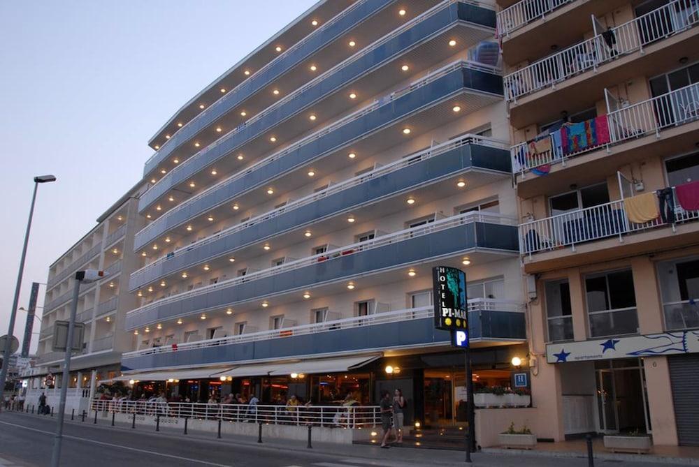 피마르 호텔(Hotel Pi-Mar) Hotel Image 43 - Hotel Front