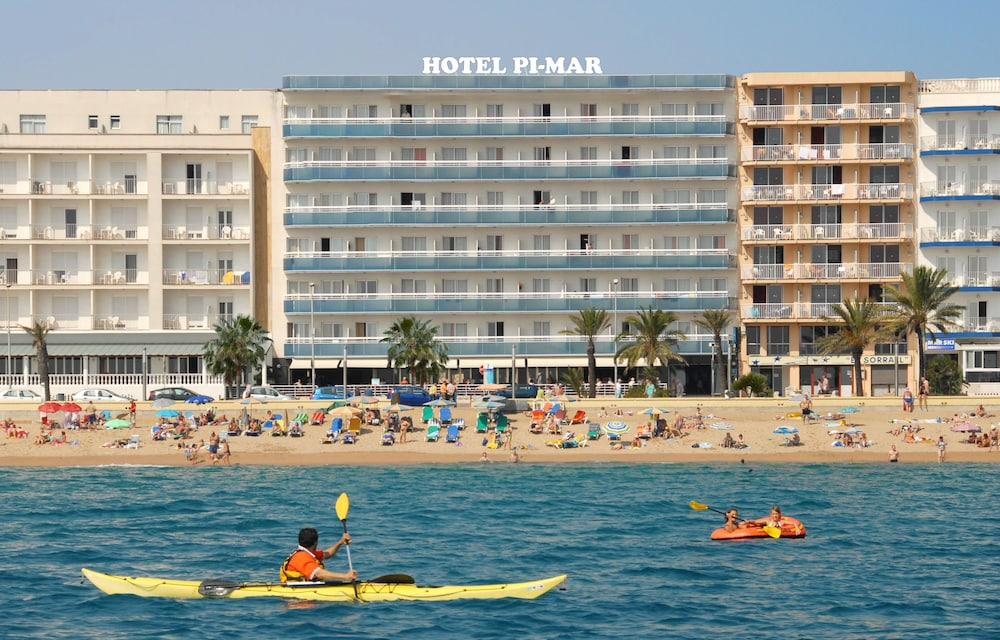 피마르 호텔(Hotel Pi-Mar) Hotel Image 44 - Hotel Front