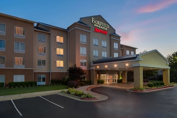Hotel - Fairfield Inn & Suites by Marriott Springdale