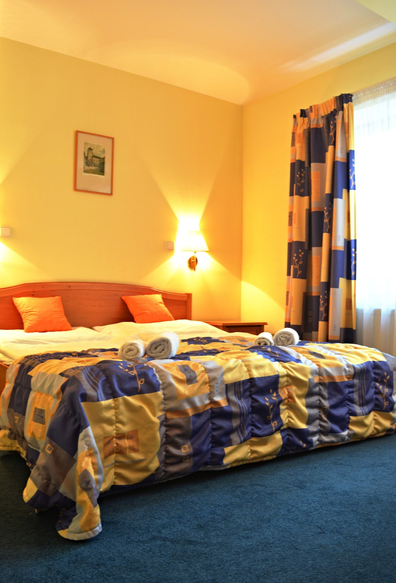 Hotel Claris & Residence Abacta, Praha 1