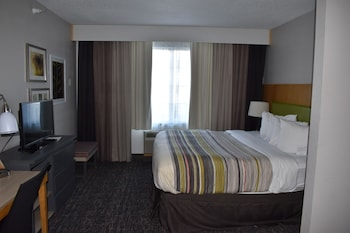 Suite, 1 King Bed, Non Smoking (Extended Stay)