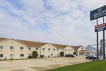 Hotel - Quality Inn & Suites Belmont Route 151