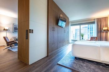 Süit, 1 Yatak Odası (panoramic View)