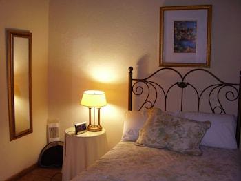 Comfort Chalet, 1 Double Bed, Garden View