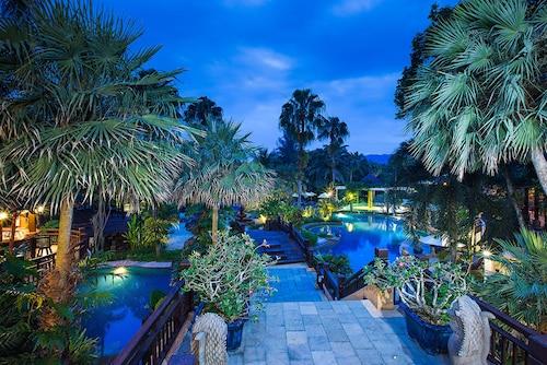 . The Hotspring Beach Resort & Spa
