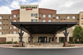 Hotel - Courtyard by Marriott Chicago Schaumburg/Woodfield Mall