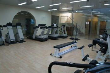히포크라테스 쿠호텔(Hipócrates Curhotel) Hotel Image 23 - Gym