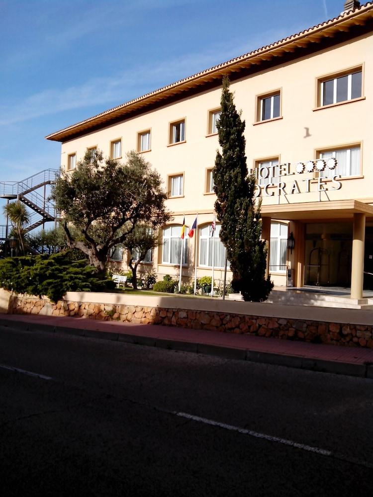히포크라테스 쿠호텔(Hipócrates Curhotel) Hotel Image 47 - Hotel Front