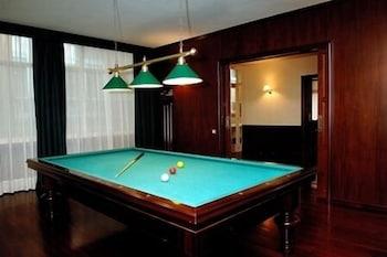 히포크라테스 쿠호텔(Hipócrates Curhotel) Hotel Image 33 - Billiards