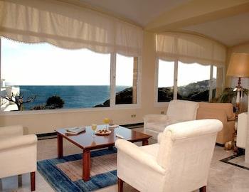 히포크라테스 쿠호텔(Hipócrates Curhotel) Hotel Image 7 - Living Room