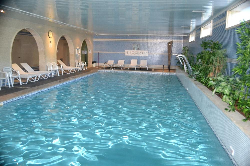 히포크라테스 쿠호텔(Hipócrates Curhotel) Hotel Image 19 - Indoor Pool