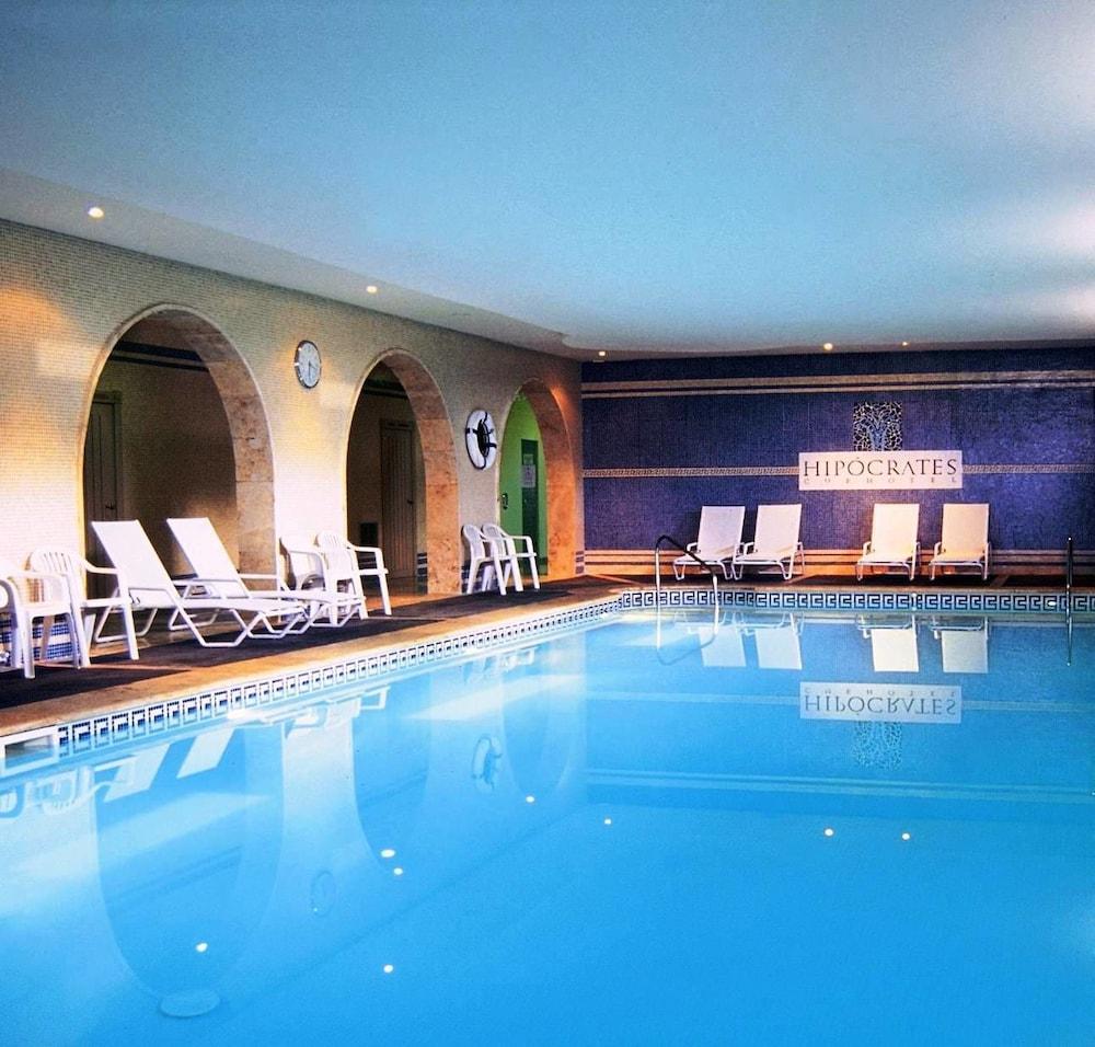 히포크라테스 쿠호텔(Hipócrates Curhotel) Hotel Image 17 - Indoor Pool