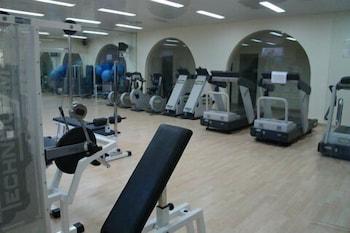 히포크라테스 쿠호텔(Hipócrates Curhotel) Hotel Image 24 - Gym