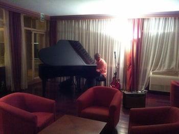 히포크라테스 쿠호텔(Hipócrates Curhotel) Hotel Image 39 - Hotel Lounge