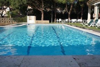 히포크라테스 쿠호텔(Hipócrates Curhotel) Hotel Image 21 - Outdoor Pool