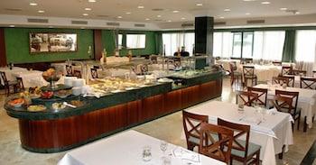 히포크라테스 쿠호텔(Hipócrates Curhotel) Hotel Image 35 - Buffet