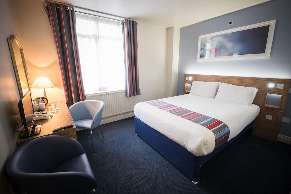 트래블로지 더블린 시티 라스마인(Travelodge Dublin City Rathmines) Hotel Image 6 - Guestroom