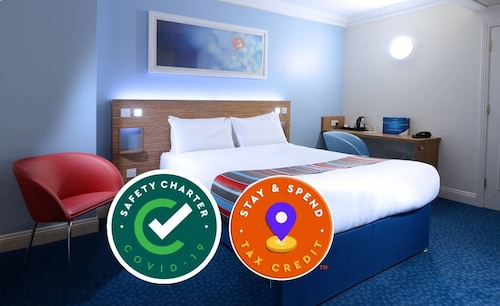 Dublin - Travelodge Dublin City Rathmines - z Warszawy, 19 marca 2021, 3 noce