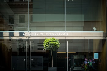 エイペックス シティ オブ ロンドン ホテル