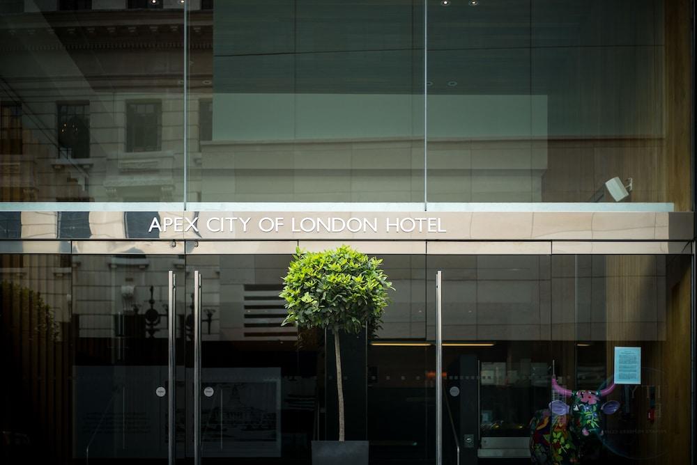 에이펙스 시티 오브 런던 호텔(Apex City of London Hotel) Hotel Image 54 - Hotel Entrance