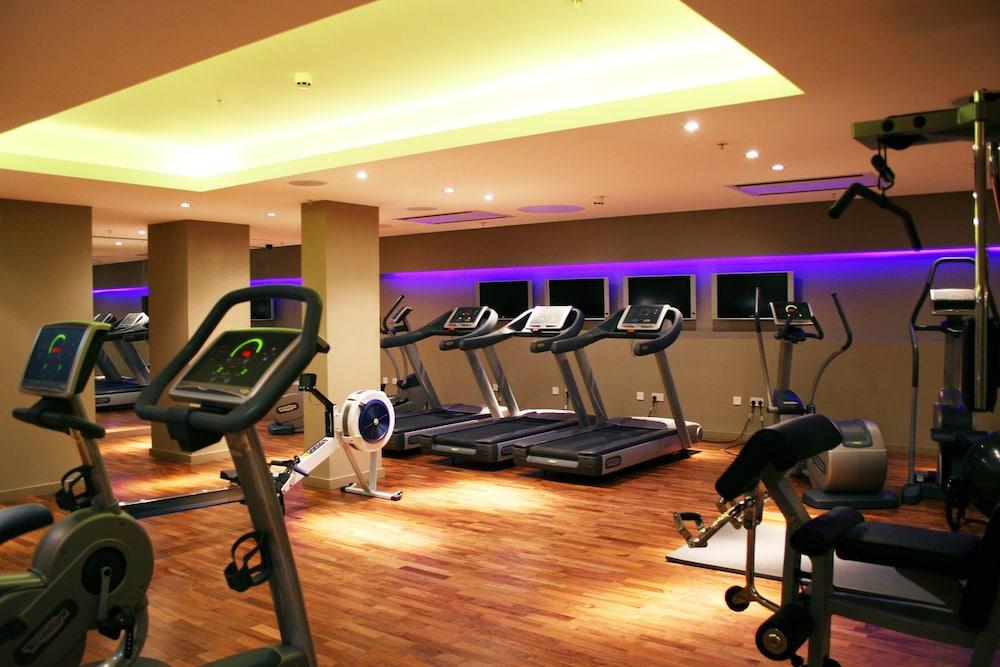 에이펙스 시티 오브 런던 호텔(Apex City of London Hotel) Hotel Image 35 - Fitness Facility