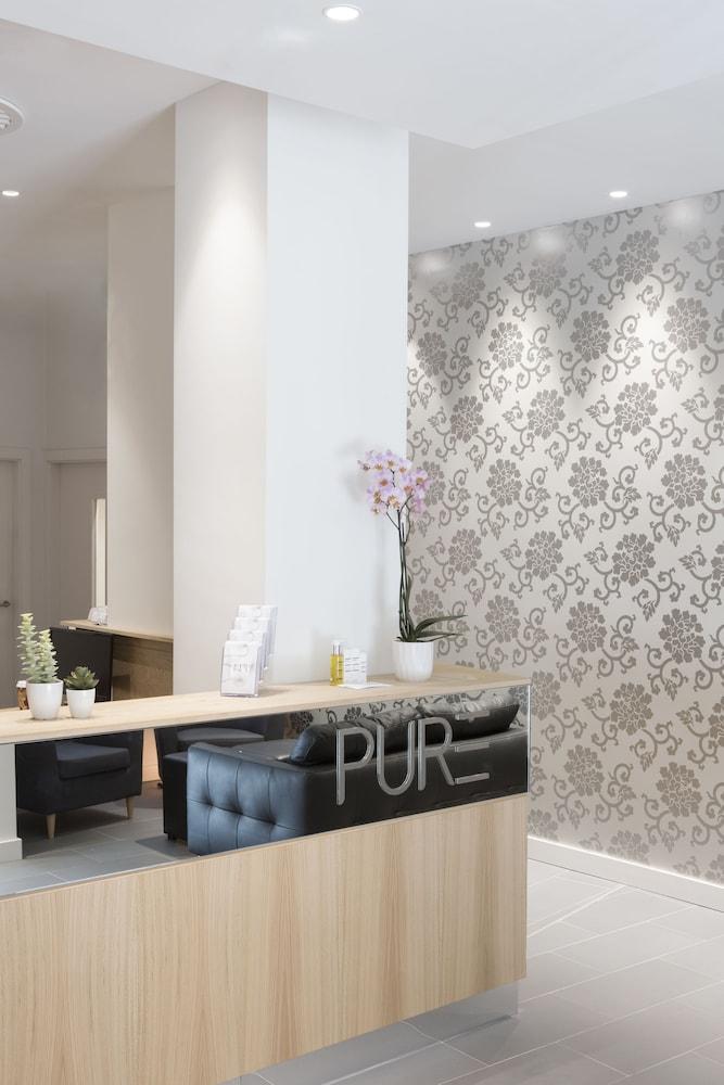 에이펙스 시티 오브 런던 호텔(Apex City of London Hotel) Hotel Image 40 - Spa Reception
