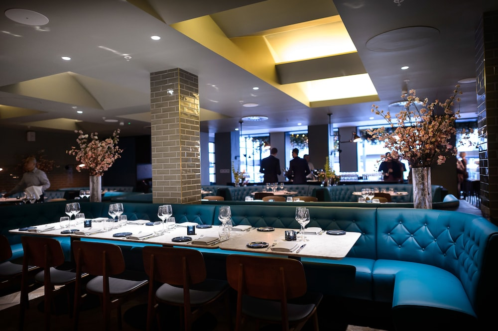 에이펙스 시티 오브 런던 호텔(Apex City of London Hotel) Hotel Image 43 - Restaurant
