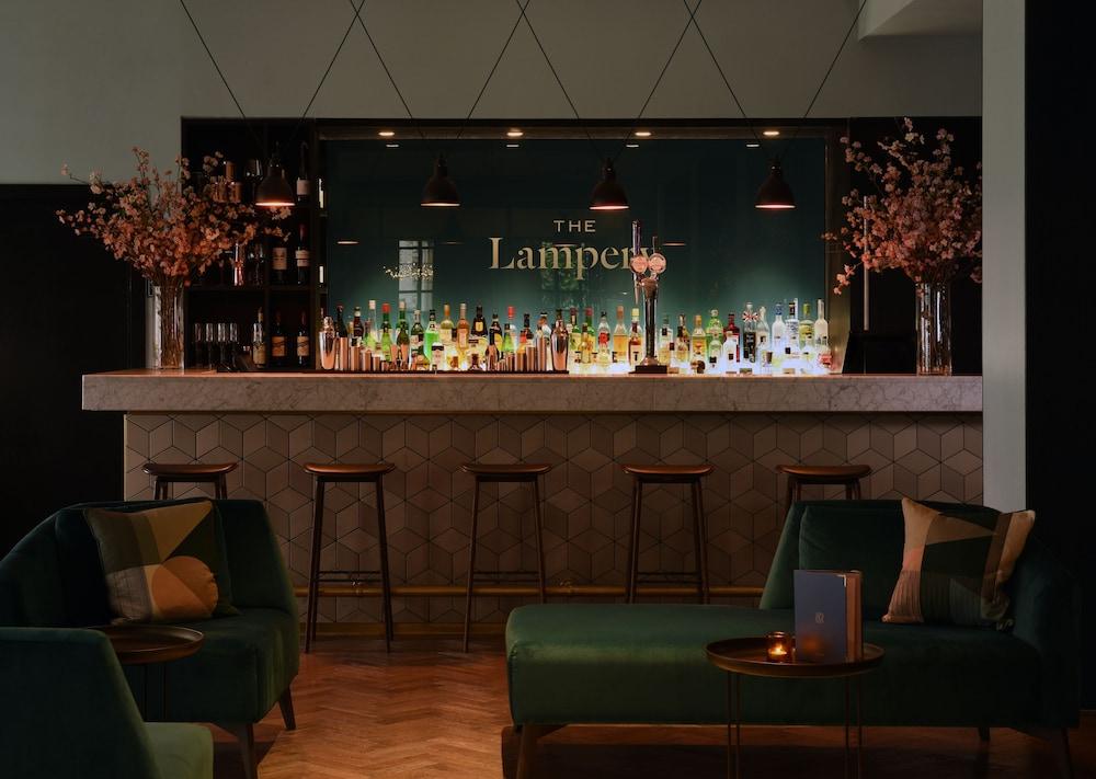 에이펙스 시티 오브 런던 호텔(Apex City of London Hotel) Hotel Image 51 - Hotel Bar