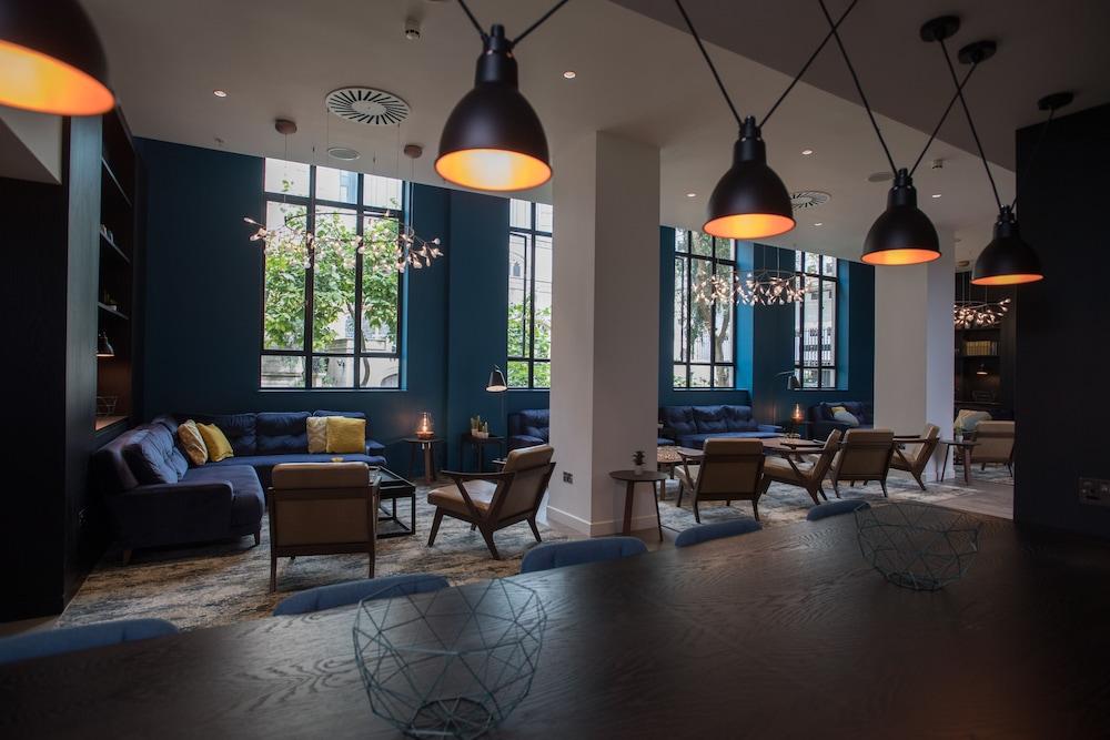 에이펙스 시티 오브 런던 호텔(Apex City of London Hotel) Hotel Image 3 - Lobby Lounge