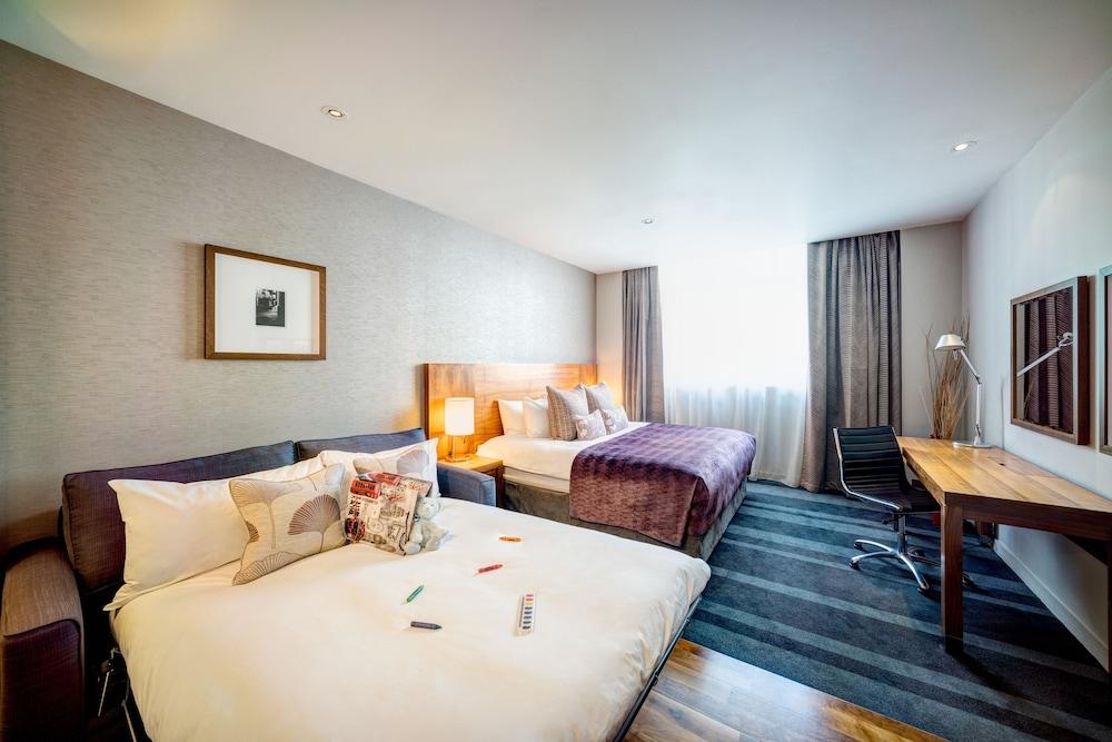 에이펙스 시티 오브 런던 호텔(Apex City of London Hotel) Hotel Image 15 - Guestroom