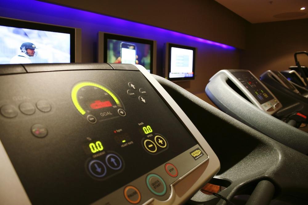 에이펙스 시티 오브 런던 호텔(Apex City of London Hotel) Hotel Image 36 - Gym