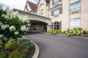 Hotel - Le St-Martin Bromont Hotel & Suites