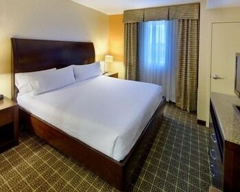 힐튼 가든 인 스프링필드(Hilton Garden Inn Springfield) Hotel Image 9 - Guestroom