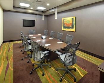 힐튼 가든 인 스프링필드(Hilton Garden Inn Springfield) Hotel Image 58 - Meeting Facility