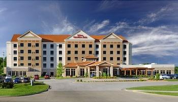 힐튼 가든 인 스프링필드(Hilton Garden Inn Springfield) Hotel Image 36 - View from Hotel