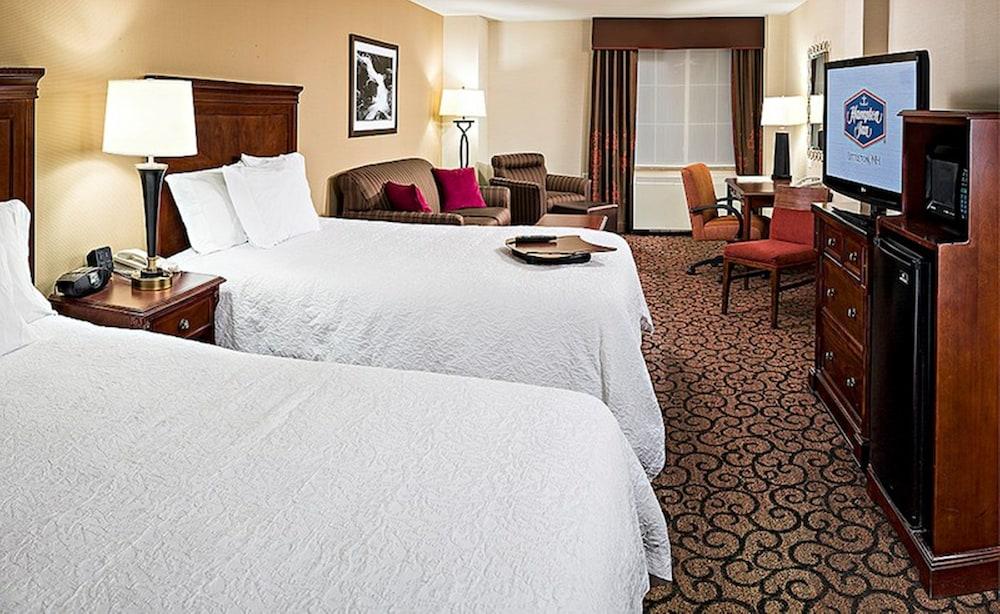 햄프턴 인 리틀턴 뉴햄프셔(Hampton Inn Littleton) Hotel Image 20 - Guestroom
