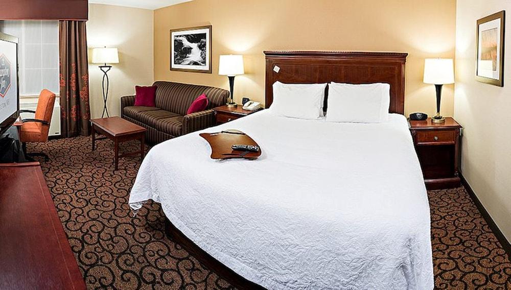 햄프턴 인 리틀턴 뉴햄프셔(Hampton Inn Littleton) Hotel Image 16 - Guestroom