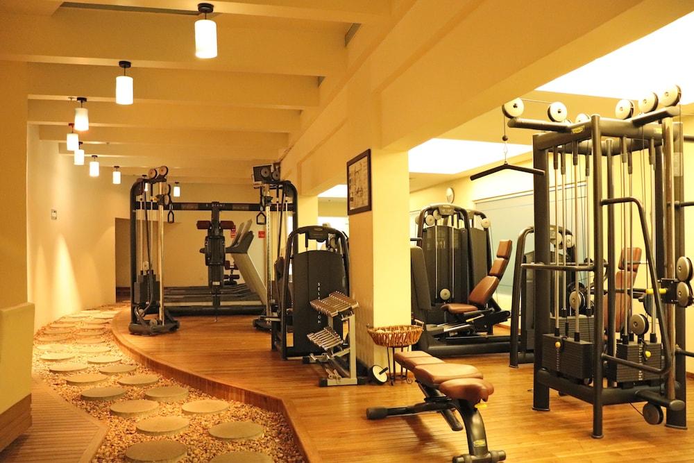 힐튼 빌라르모사 앤 컨퍼런스 센터(Hilton Villahermosa & Conference Center) Hotel Image 40 - Gym