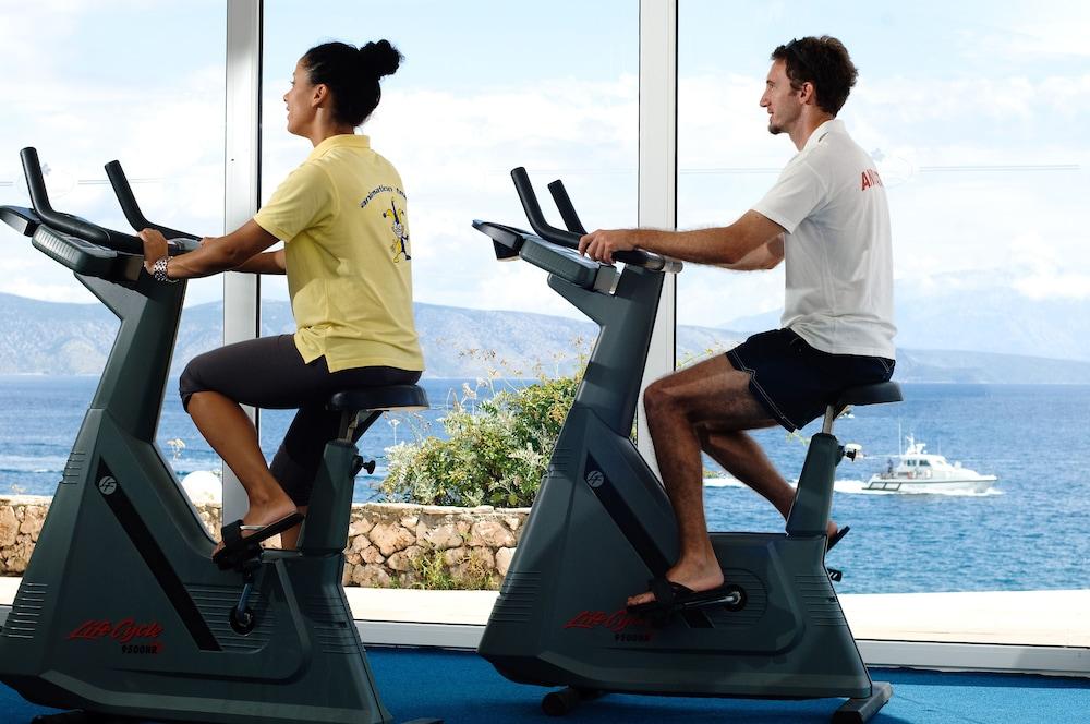 아드리아틱 리조트 폰타나(Adriatiq Resort Fontana) Hotel Image 20 - Gym