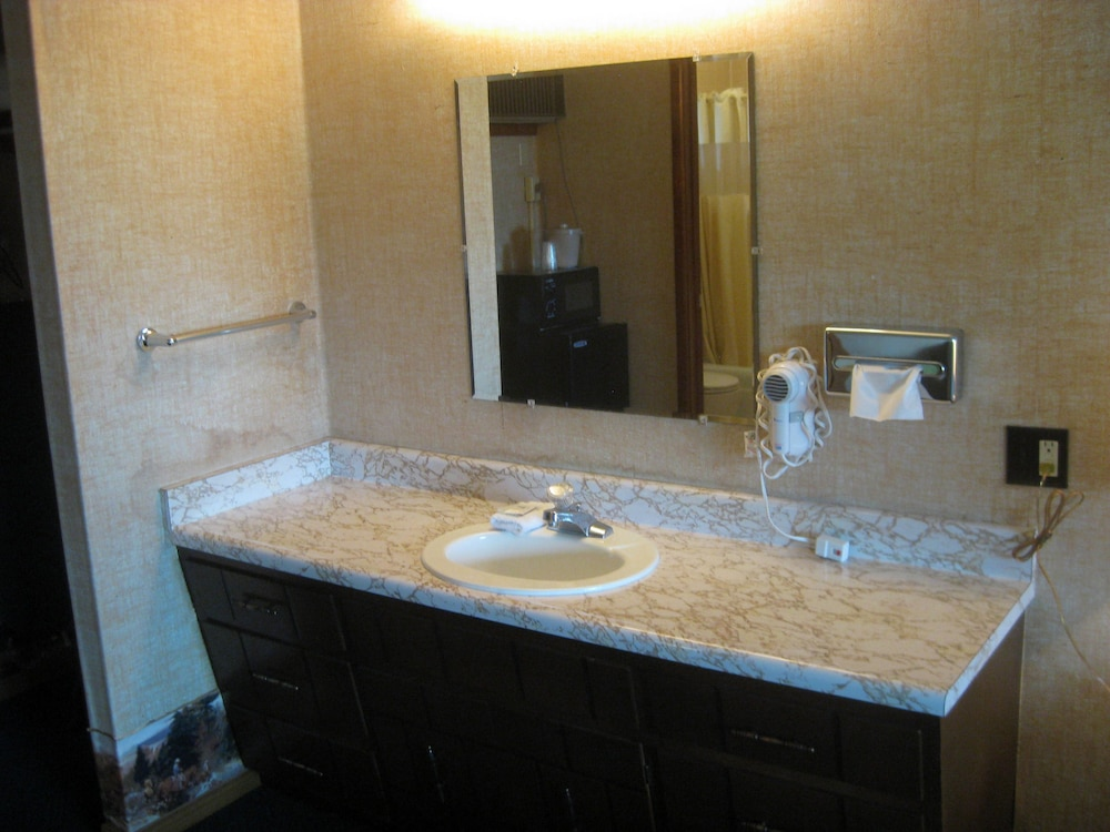 로드웨이 인(Rodeway Inn) Hotel Thumbnail Image 33 - Bathroom Sink