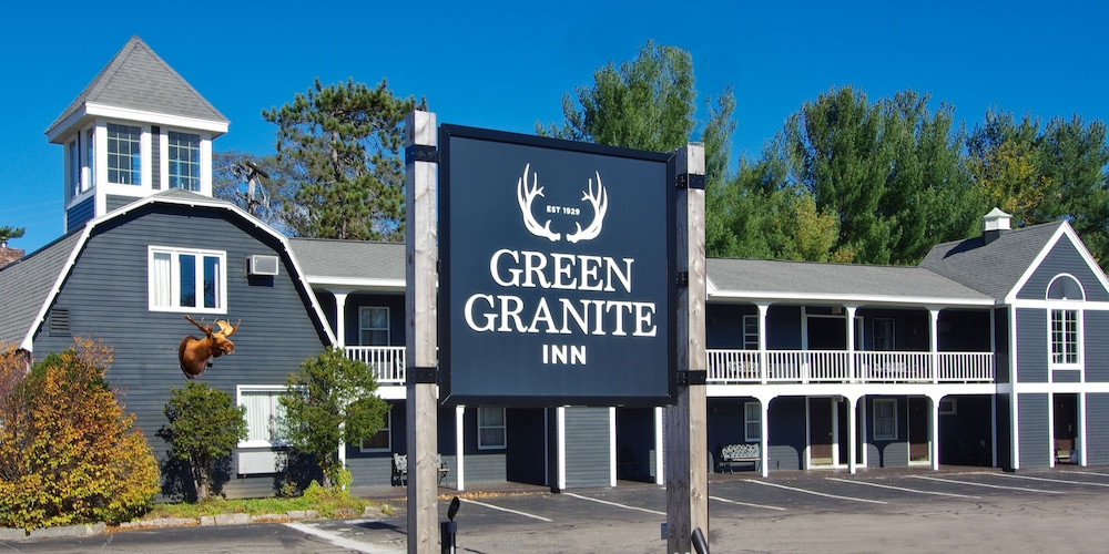 그린 그래닛 인(Green Granite Inn) Hotel Image 1 - Exterior