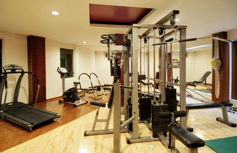 퀄리티 인 리버 컨트리 리조트(Quality Inn River Country Resort) Hotel Image 29 - Gym